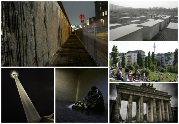 Berlijn Collage
