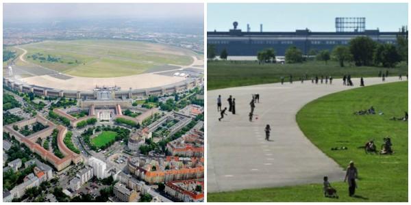Tempelhof Collage