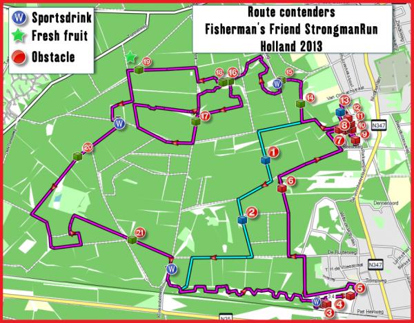 Route-Deelnemer
