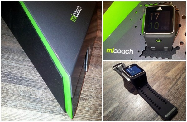 Micoach 1 Collage