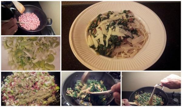 Pastapesto Collage