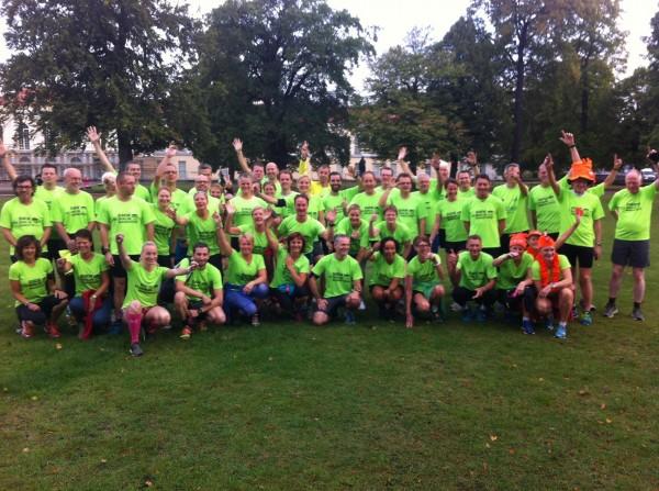 RunAndreaRun Berlin marathon 2