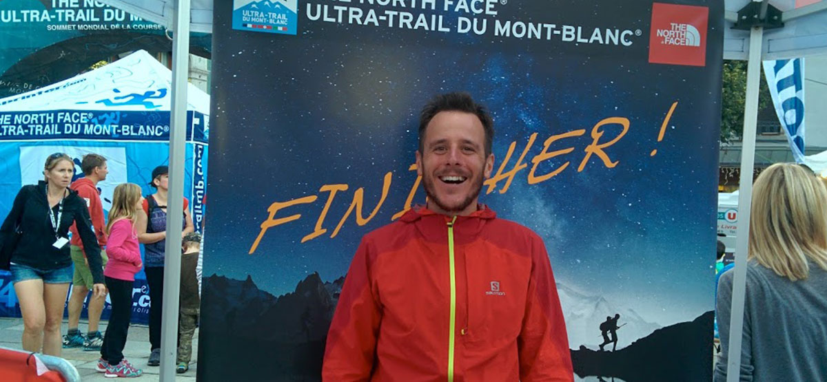 Finisher UTMB / OCC 2014