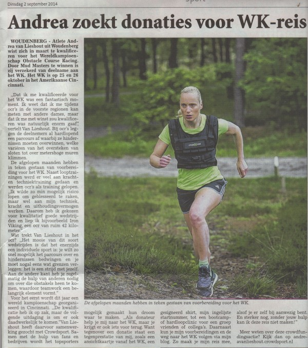 RunAndreaRun media Woudenberger 2-9-2014