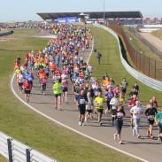 Winnaar startbewijzen Zandvoort Circuit run