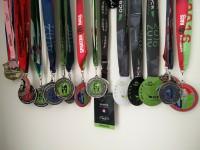medaille Spartan race ocr