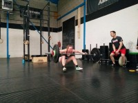Crossfit open games 17.3