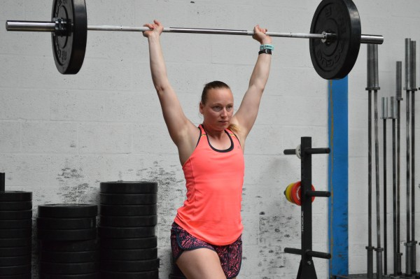 Crossfit Lift More weightlifitng