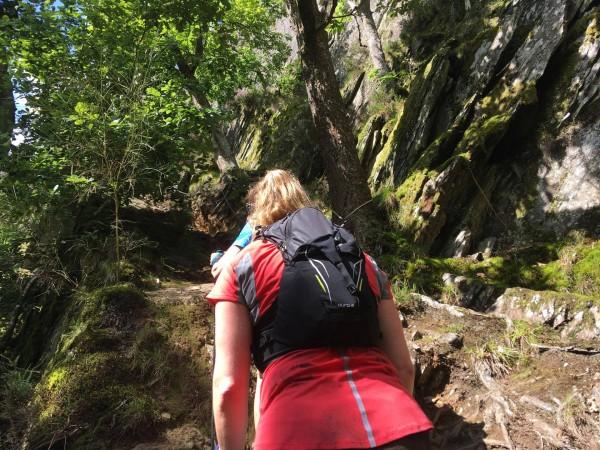 Trail des fantomes