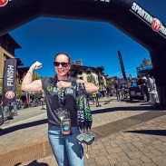 Spartan Race World Championships Teams van de zijkant