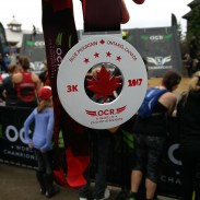 One down… at OCR WC
