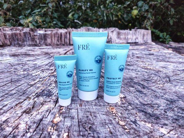 FRÉ Skincare verzorgingslijn